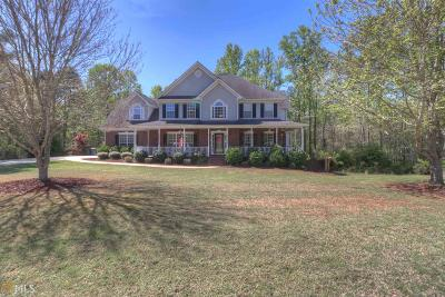McDonough Single Family Home Under Contract: 372 Harvest Run