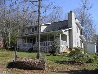 Blairsville Single Family Home New: 513 Gibbs Rd