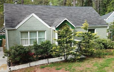 Decatur Single Family Home New: 2556 Creekwood