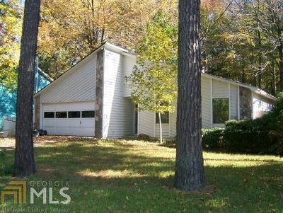 Lilburn Single Family Home Under Contract: 4998 Whited Way