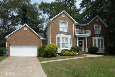 Decatur Single Family Home New: 3460 Cherry Ridge Pl