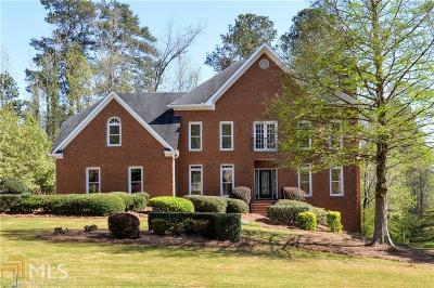 Roswell Single Family Home New: 5860 Plantation Dr