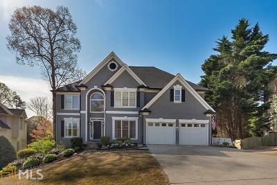 Marietta Single Family Home New: 4718 Outlook Way