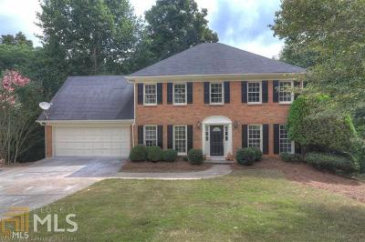 Lilburn Single Family Home New: 5040 SW Huntshire Ln