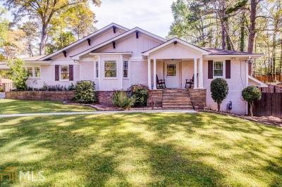 Morningside Single Family Home New: 1981 Lenox Rd