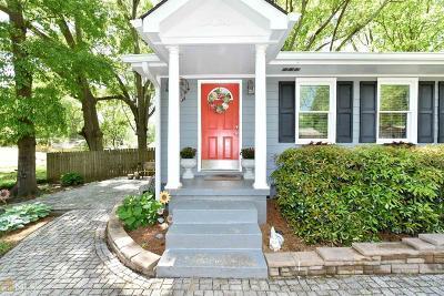 Smyrna Single Family Home New: 1020 Manor Dr