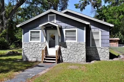 St. Marys Single Family Home New: 807 Ready St