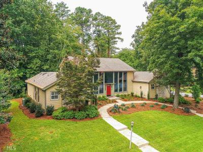 DeKalb County Single Family Home New: 5275 Trowbridge Dr