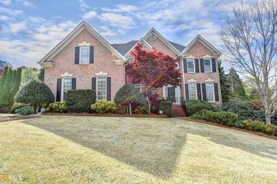 Single Family Home New: 325 Hayward