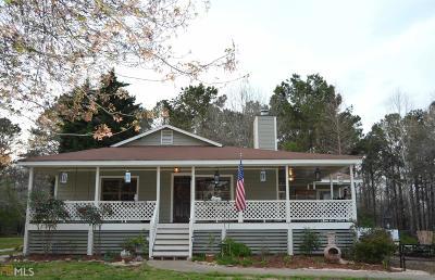 Douglasville Single Family Home New: 689 Austin Bridge Rd