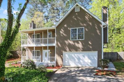 Snellville Single Family Home New: 3303 Crossing Dr