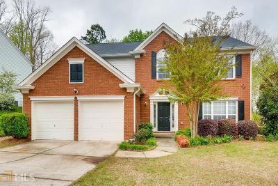 Duluth Single Family Home Under Contract: 3925 Tugaloo River Dr