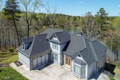 Gainesville Single Family Home New: 3187 Gulls Wharf Dr