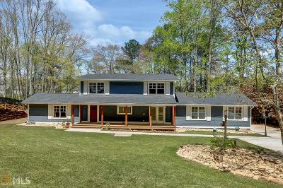 Single Family Home New: 660 Spring Valley Dr