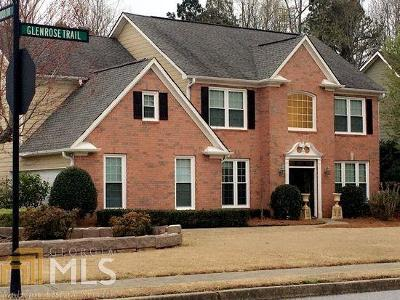 Alpharetta Single Family Home New: 1195 Rosewood Ln