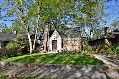 Decatur Single Family Home Under Contract: 319 Kings Hwy