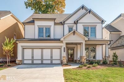 Smyrna Single Family Home New: 179 Still Pine Bnd