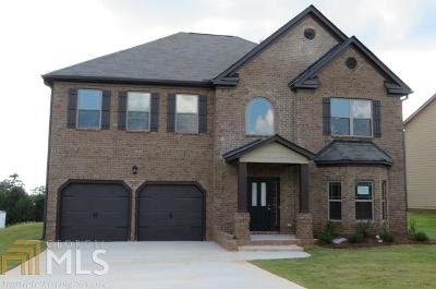 Clayton County Single Family Home For Sale: 610 Caledon Way