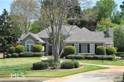Roswell Single Family Home For Sale: 510 Bally Claire Ln