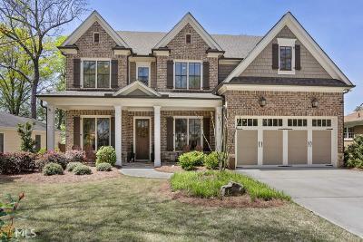 DeKalb County Single Family Home New: 1453 NE Grant Dr