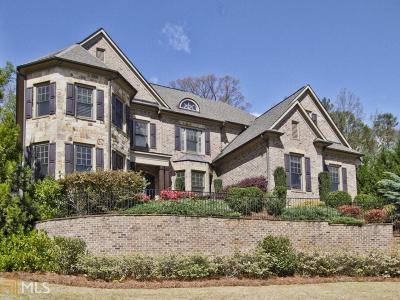 Smyrna Single Family Home For Sale: 5270 Abbey Park Ln