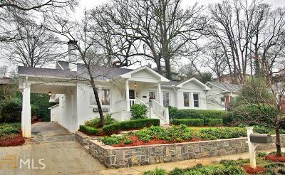 Morningside Single Family Home New: 1073 Reeder Cir