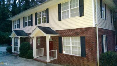 Fulton County Multi Family Home New: 24 S Eugenia Pl