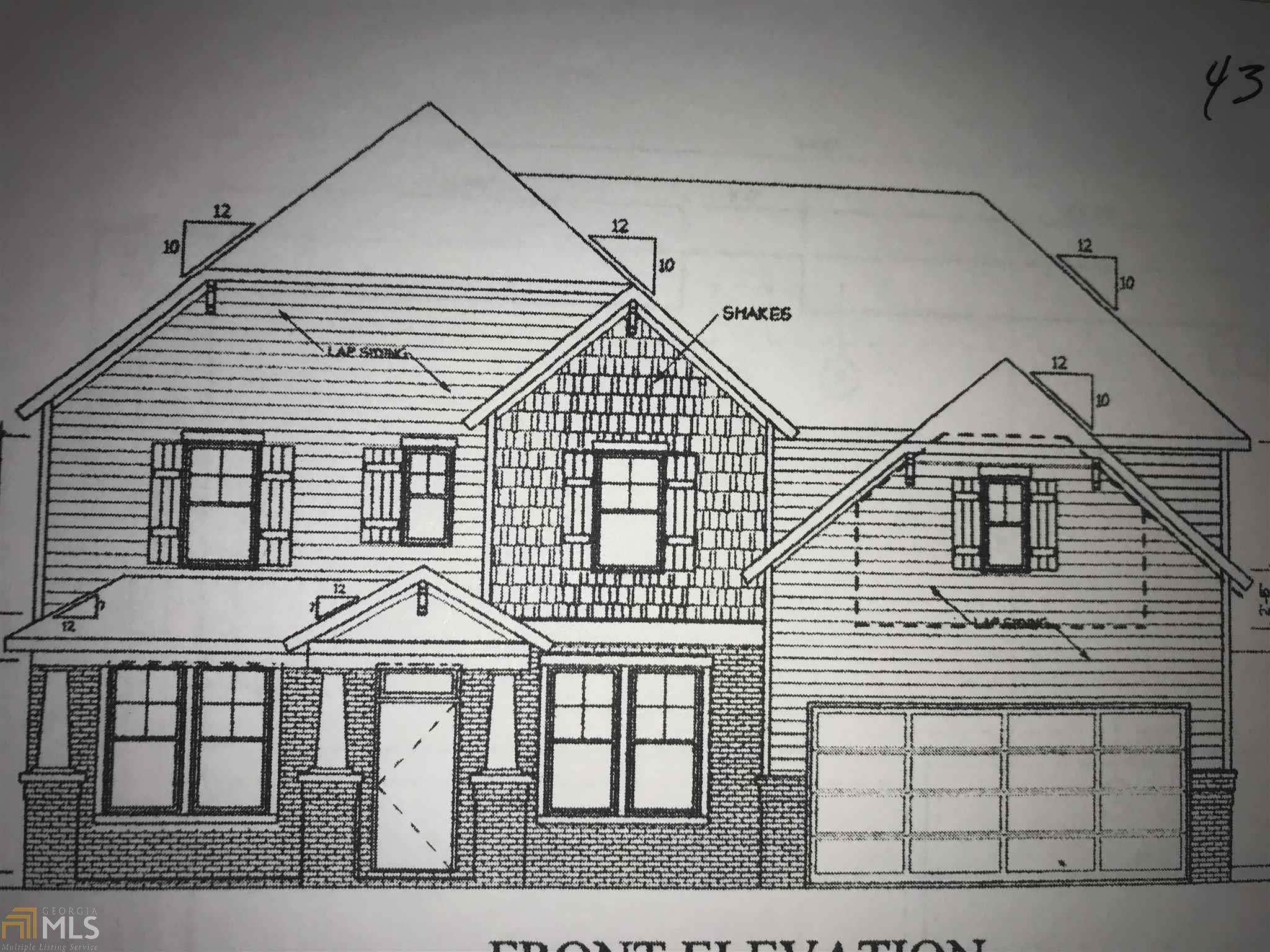 5 bed / 3 baths Home in Snellville for $309,000