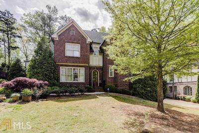 Dekalb County Single Family Home For Sale: 509 S Westminister Way