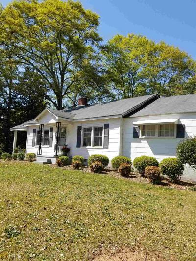Coweta County Single Family Home New: 26 Berry Ave