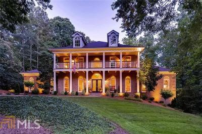 Sandy Springs Single Family Home New: 1585 Masters Club Dr