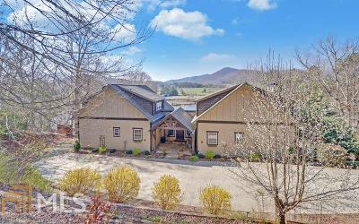 Hiawassee Single Family Home New: 2003 Bend Of The River