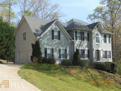Douglasville Single Family Home New: 4460 Bronte Ln