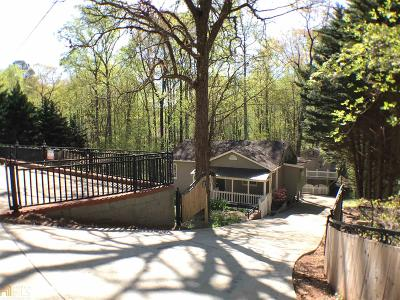 Cumming Single Family Home For Sale: 6315 Eidson Dr