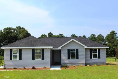 Statesboro Single Family Home For Sale: 208 Canterberry Pl