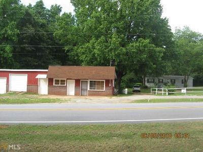 Elbert County, Franklin County, Hart County Single Family Home For Sale: 8398 Scheafer St