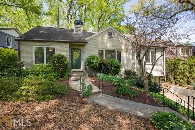 Morningside Single Family Home New: 920 E Rock Springs Rd