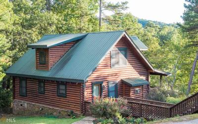 Rabun County Single Family Home For Sale: 28 New Hope Church Rd