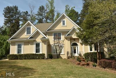 Single Family Home New: 500 Pennroyal Ln