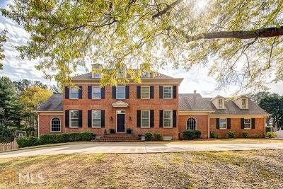 Johns Creek Single Family Home New: 9405 Riverclub Pkwy