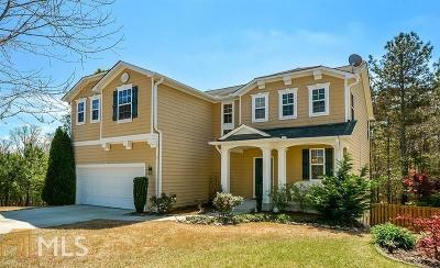 Buford Single Family Home New: 6048 Park Leaf Walk