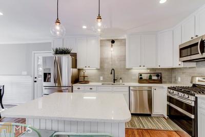 Atlanta Single Family Home Under Contract: 869 Stokeswood