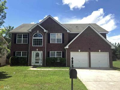 Fairburn Single Family Home New: 605 Buckingham Ter