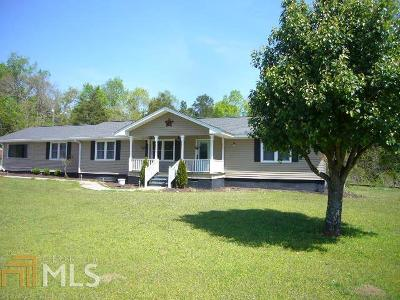 Elbert County, Franklin County, Hart County Single Family Home For Sale: 3284 Calhoun Falls Hwy