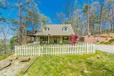 Demorest Single Family Home New: 319 Whitewater Overlook