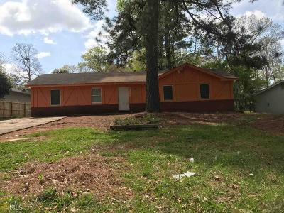 Rex Single Family Home For Sale: 2927 Woodfield Dr