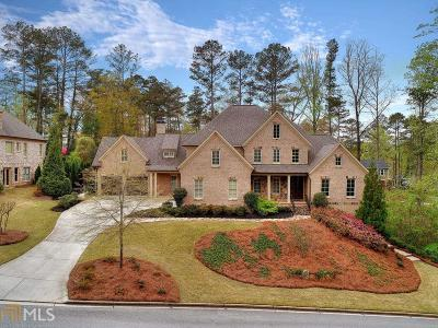 Marietta, Roswell Single Family Home For Sale: 347 Greyhaven Ln