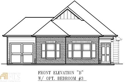Newnan Single Family Home New: 10 Trotter