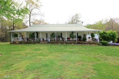 Dawsonville Single Family Home For Sale: 850 Holcomb Rd