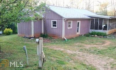 Lumpkin County Single Family Home For Sale: 12 Canterbury Rd